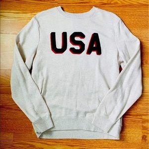 Vintage USA sweater- men's M
